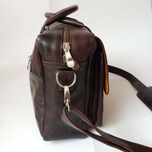 maletin de cuero ejecutivo dos bolsillos (3)