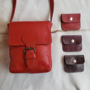 morral-de-cuero-024-color-rojo-con-monedero
